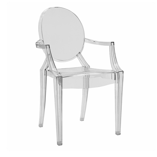 Replica Transparent Louis Ghost Chair